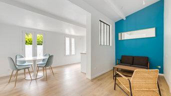 Renovation complète maison