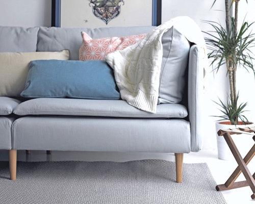 Exceptionnel Mid Century Sofa Legs On IKEA Furniture