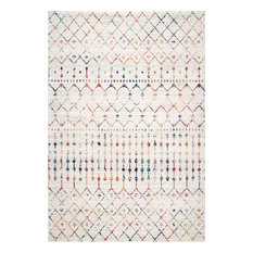 Moroccan Trellis Rug, Light Multi, 9'x12'
