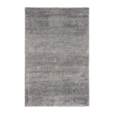 Bijou Shag Area Rug, Charcoal, 155x230 cm