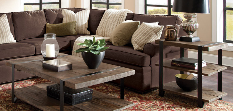 Shop Houzz: Rustic Furniture With Free Shipping