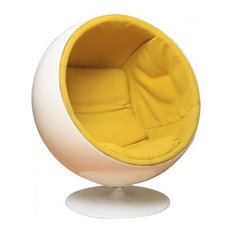 - Ball Chair by Eero Aarnio - Sessel