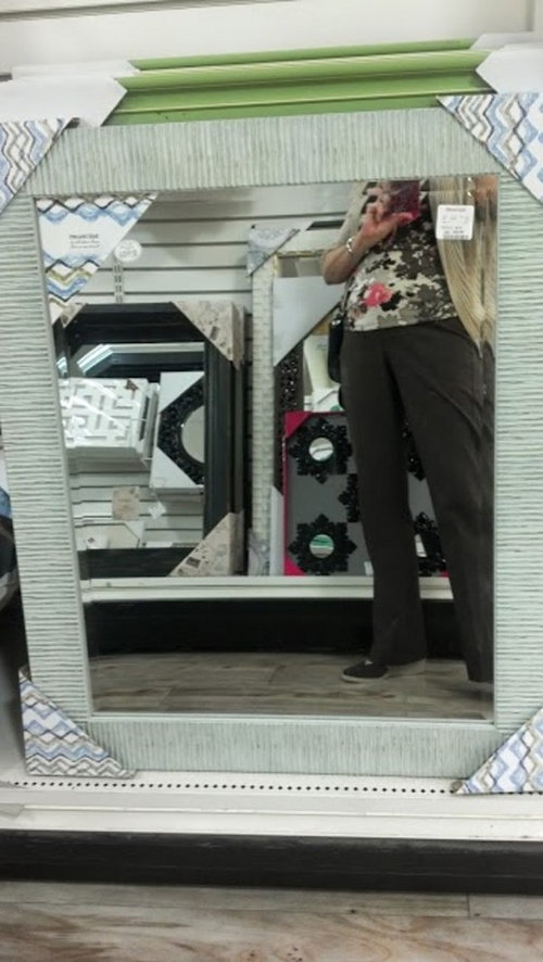 Mirror From Homegoods