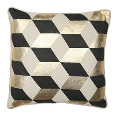 Zante Gold Cushion
