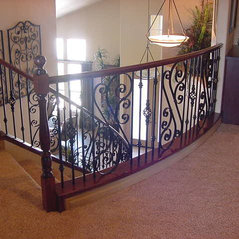 Ascension Stair Balusters