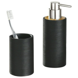 Great Contemporary Bathroom Accessory Sets by Vita Futura