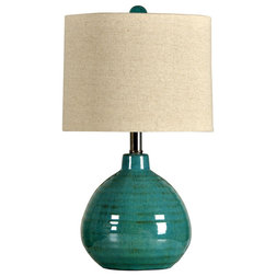 Ideal Transitional Table Lamps by StyleCraft