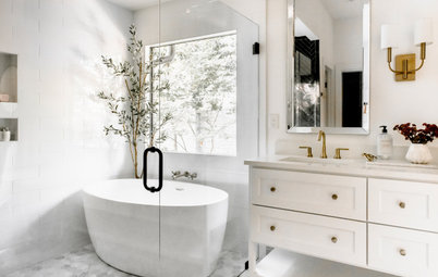 Bathroom of the Week: New Master Bath for a 1935 Cottage