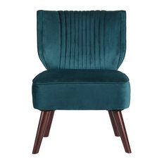 Gravity Side Chair, Green