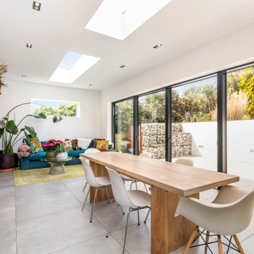 Contemporary Two Storey Extension, Full House Refurbishment & Modernisation