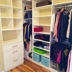 Closet Organization FUN with STYLE