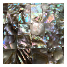 """Mother of Pearl Shell Mosaic Tile, 12""""x12"""" Tile"""