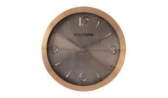 Hometime Wall Clock Aluminium