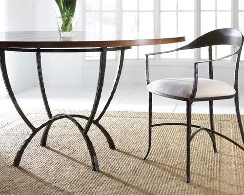 Wrought Iron Dining Tables Part 45