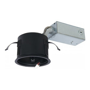 "Aether LED 3.5"" Remodel IC Rated Airtight Housing 120-220-277V"