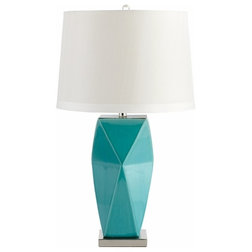Cute Contemporary Table Lamps by Pizzazz Home Decor LLC