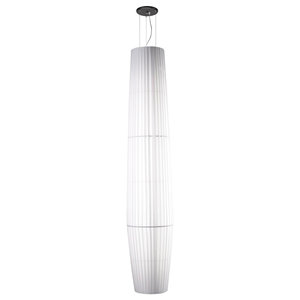 Nube Cloth Hanging Lamp, Ceiling Mounted