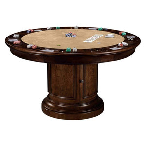 Howard Miller 699-012 Pub and Game Table