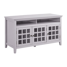 Residence   Myrcella Media Cabinet, Gray   Media Cabinets