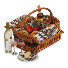 Largo 2 Person Picnic Basket, Willow