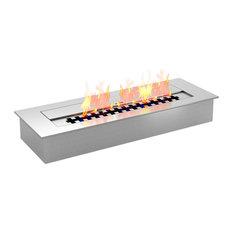 "Regal Flame PRO 18"" Bio Ethanol Fireplace Burner Insert, 2.6L"
