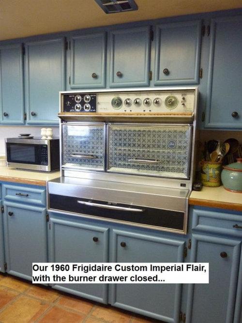 Ventilation For A Frigidaire Flair Range
