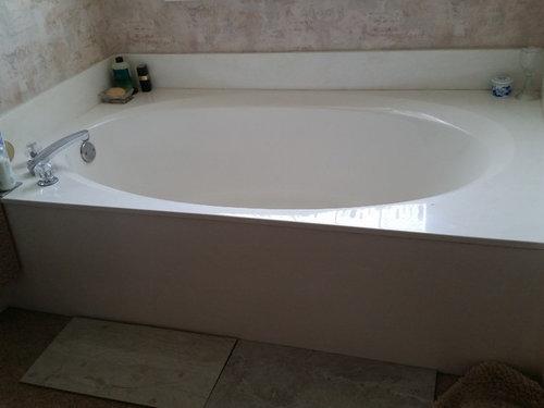 Keep A Cultured Marble Tub
