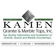 Foto de Kamen Granite & Marble Tops, Inc.