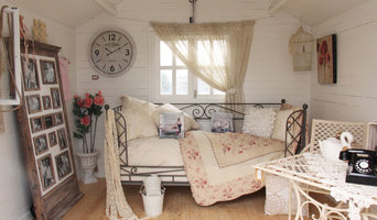 Shabby Chic She Shed www.sheshed.co.nz