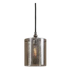 1st Avenue - Belle Mercury Glass Mini Pendant Light - Pendant Lighting  sc 1 st  Houzz & Bell Pendant Lighting | Houzz azcodes.com