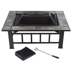 Industrial Fire Pits by Trademark Global