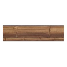 Faux Wood Wallpaper Border PC169B