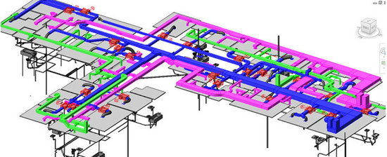 Mechanical, Electrical, Plumbing , HVAC Design and Drafting