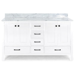 Transitional Bathroom Vanities And Sink Consoles by GDFStudio