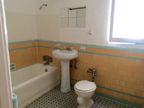 1930s old hollywood bathroom - 1930s Bathroom