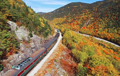 Houzz TV: This Drone Video of Autumn in New England Will Lift Your Soul