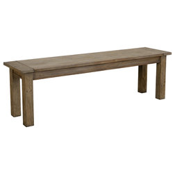 Rustic Dining Benches by Kosas