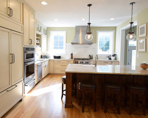 GLAZED KITCHEN CABINETS - Kitchen Cabinetry