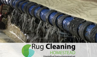 Oriental Rug Cleaning Homestead