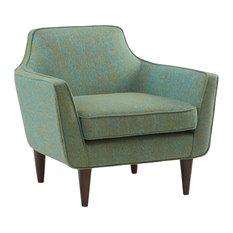 Madison Park Cruz Mid Century Accent Chair