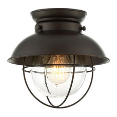 Most popular oil rubbed bronze flush mount ceiling lights for 2018 helmsman lighting works nomi flush mount light flush mount ceiling lighting aloadofball