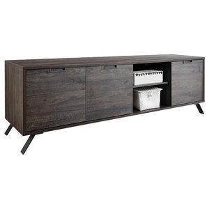Palma Wooden Sideboard, Wenge