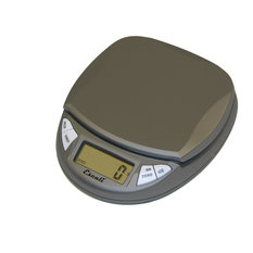 Escali - Pico - High Precision, 500 Gram / 0.1 Gram, Metallic - Kitchen Scales