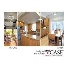 Case Design Before & After