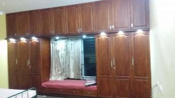 bedroom caboard