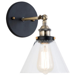 Industrial Wall Sconces by LIGHT SOCIETY