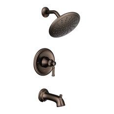 Moen Dartmoor Oil Rubbed Bronze Posi-Temp(R Tub/Shower T2283EPORB