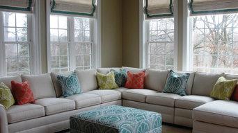 Oakton Virginia Sunroom,Family room Projects