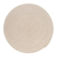 Elegant Colonial Mills   Colonial Mills Tremont TE09 Natural Rug, 12x12   Area Rugs