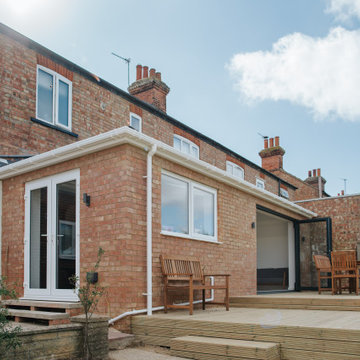 March 2021 - Single Storey Extension, Bedford